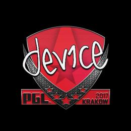 device | Krakow 2017