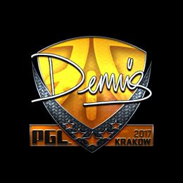 dennis (Foil) | Krakow 2017