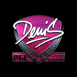 denis (Foil) | Krakow 2017
