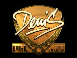 denis | Krakow 2017