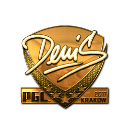 denis (Gold) | Krakow 2017