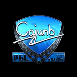 cajunb (Foil) | Krakow 2017