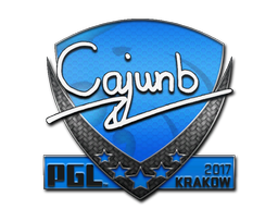 Sticker | cajunb | Krakow 2017