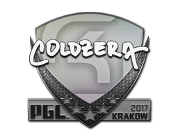 Sticker | coldzera | Krakow 2017
