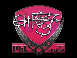 chrisJ | Krakow 2017