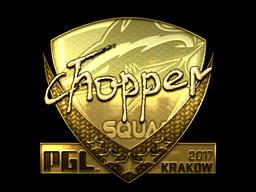 chopper | Krakow 2017