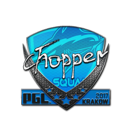 chopper | Krakow 2017