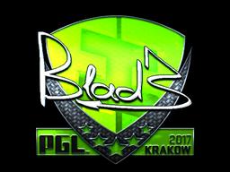 B1ad3 | Krakow 2017