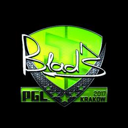 B1ad3 (Foil) | Krakow 2017