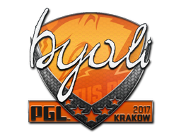 Sticker | byali | Krakow 2017