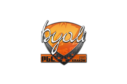 Sticker | byali | Krakow 2017 Prices