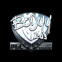 bodyy (Foil) | Krakow 2017