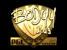 bodyy | Krakow 2017