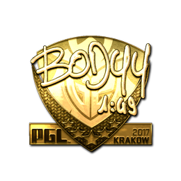 bodyy (Gold) | Krakow 2017