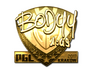 Skin Sticker | bodyy (Gold) | Krakow 2017