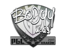Sticker | bodyy | Krakow 2017