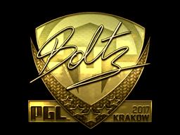 boltz | Krakow 2017