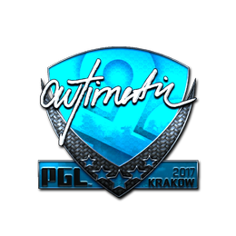 autimatic (Foil) | Krakow 2017