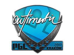 Sticker | autimatic | Krakow 2017