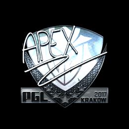 apEX (Foil) | Krakow 2017