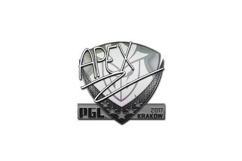 Buy Sticker | apEX | Krakow 2017