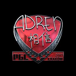 AdreN (Foil) | Krakow 2017