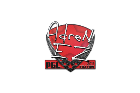 Sticker | AdreN | Krakow 2017 Prices