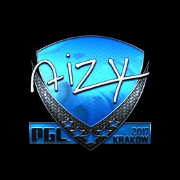 aizy (Foil) | Krakow 2017