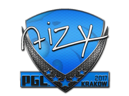 Sticker | aizy | Krakow 2017