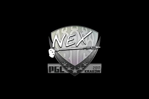 Sticker | nex | Krakow 2017 Prices