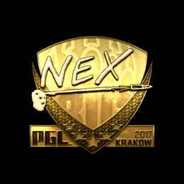 nex (Gold) | Krakow 2017