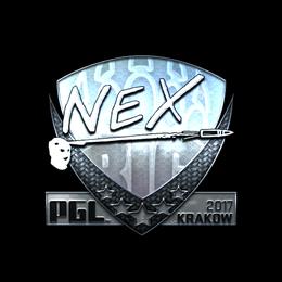 nex (Foil) | Krakow 2017