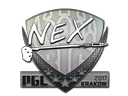 Sticker | nex | Krakow 2017