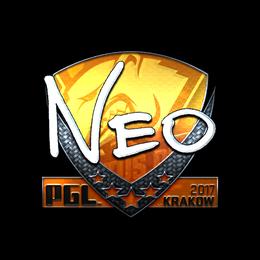 NEO (Foil) | Krakow 2017