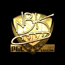 NBK- (Gold) | Krakow 2017