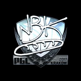 NBK- (Foil) | Krakow 2017