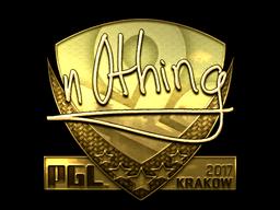 n0thing | Krakow 2017