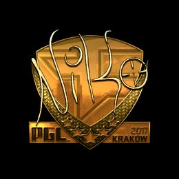 NiKo (Gold) | Krakow 2017
