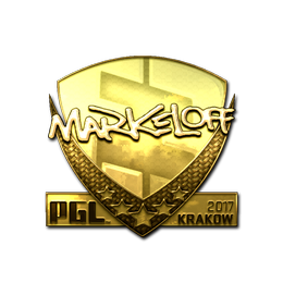 markeloff (Gold) | Krakow 2017