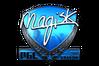 Sticker   Magisk (Foil)   Krakow 2017