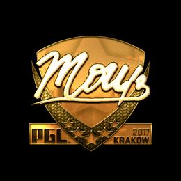 mou (Gold) | Krakow 2017
