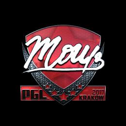 mou (Foil) | Krakow 2017
