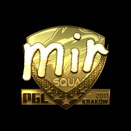 mir (Gold) | Krakow 2017