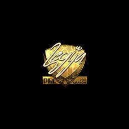 Sticker   LEGIJA (Gold)   Krakow 2017