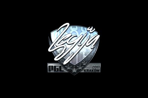 Sticker | LEGIJA (Foil) | Krakow 2017 Prices