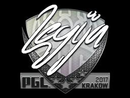 Sticker | LEGIJA | Krakow 2017