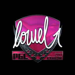 loWel (Foil) | Krakow 2017