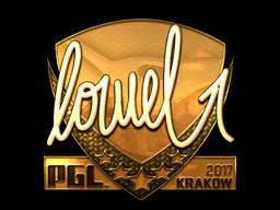 loWel | Krakow 2017