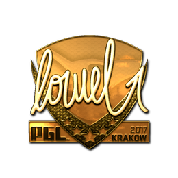 loWel (Gold) | Krakow 2017