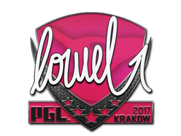 Sticker | loWel | Krakow 2017
